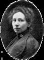 Gerda Maria Ahlm - from Svenskt Porträttgalleri XX.png