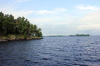 lake in St. Louis County, Minnesota, United States