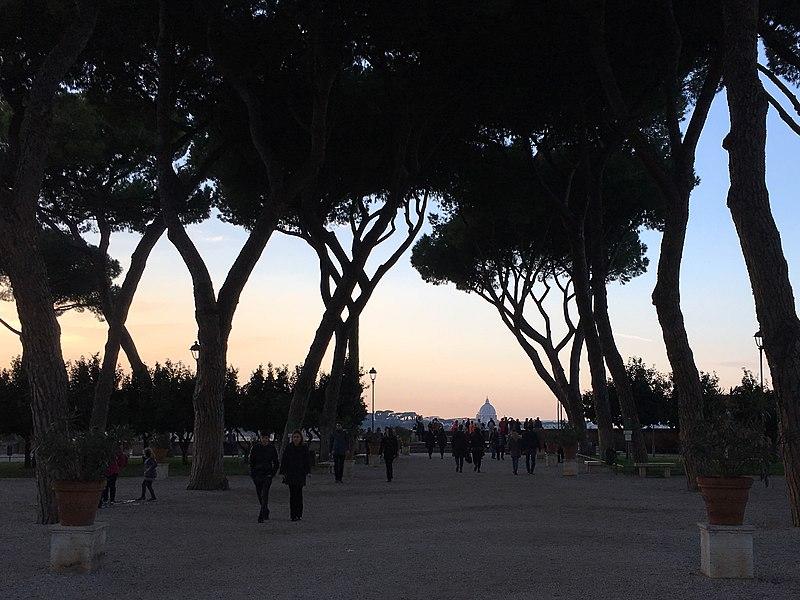 File:Giardino degli aranci (Roma).jpg