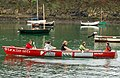 Gig (longboat) racing at Solva (5) - geograph.org.uk - 1531217.jpg