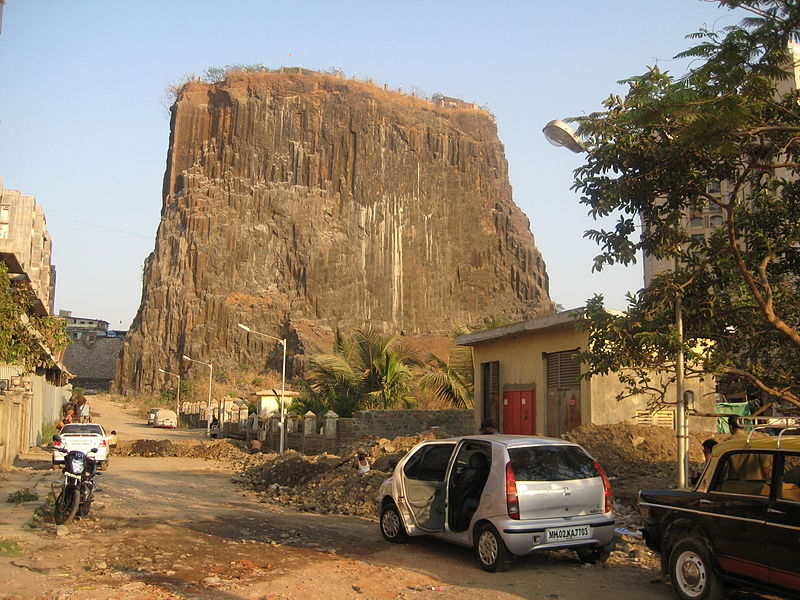 File:Gilbert Hill, Andheri.jpg