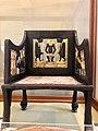 Gilded Chair, Egyptian Museum, al-Qāhirah, CG, EGY (47119529364).jpg