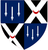 Gilmour of Craigmillar Escutcheon
