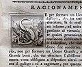 Giuseppe maria bianchini, Dei Granduchi di Toscana della real Casa De' Medici, per gio. battista recurti, venezia 1741, 14 cosimo II, 5 capolettera coi mori.jpg