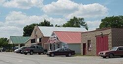 Shops along Stewarts Ferry Pike in Gladeville