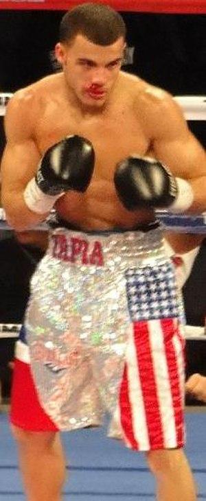 Glen Tapia - Tapia in December 2011
