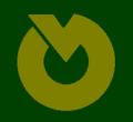 Gold emblem ground color with dark green Ryujin Wakayama chapter.png