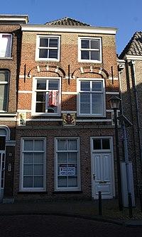 Gorinchem - rijksmonument 16656 - Molenstraat 97 20120311.jpg