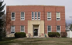 Gosper County Courthouse - Wikipedia, the free encyclopediagosper county