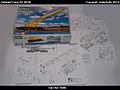 Gottwald Railway Telescopic Crane GS 100.06T DB Bahnbau Kibri 16000 Modelismo Ferroviario Model Trains Modelleisenbahn modelisme ferroviaire ferromodelismo (9790549873).jpg