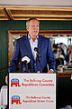 Governor of New York George Pataki at Belknap County Republican LINCOLN DAY FIRST-IN-THE-NATION PRESIDENTIAL SUNSET DINNER CRUISE, Weirs Beach, New Hampshire May 2015 by Michael Vadon 10.jpg
