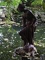 Gradina Cismigiu, Statuie.jpg