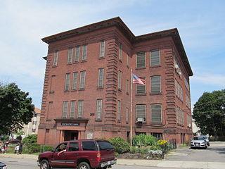 Grafton Street School United States historic place