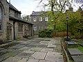 Grammar School from St Bartholomew's Parish Church, Colne - geograph.org.uk - 1560991.jpg