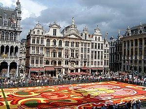 Flower Carpet - Image: Grand place 07