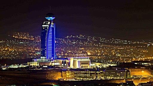 Grand Millennium Sulaimani Hotel in Sulaymaniyah, Kurdistan