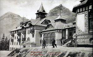 Štrbské Pleso - Grand Hotel Scorba