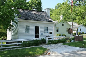 Ulysses S. Grant - Grant's birthplace, Point Pleasant, Ohio