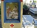 Gravestone in Cemetery - Corfu Town - Corfu - Greece (28410612818).jpg