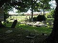 Gravestones within St Nicholas churchyard - geograph.org.uk - 846092.jpg