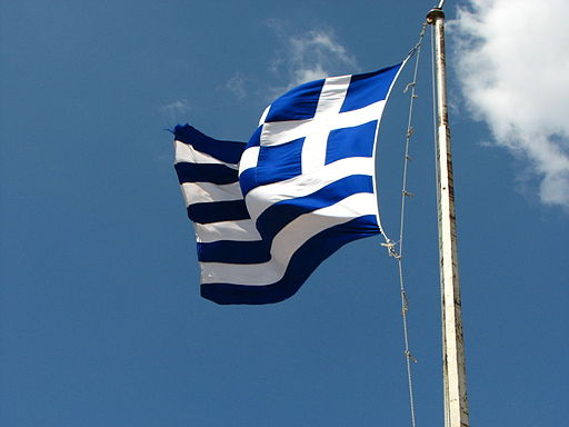 Greek flag (4816414232)
