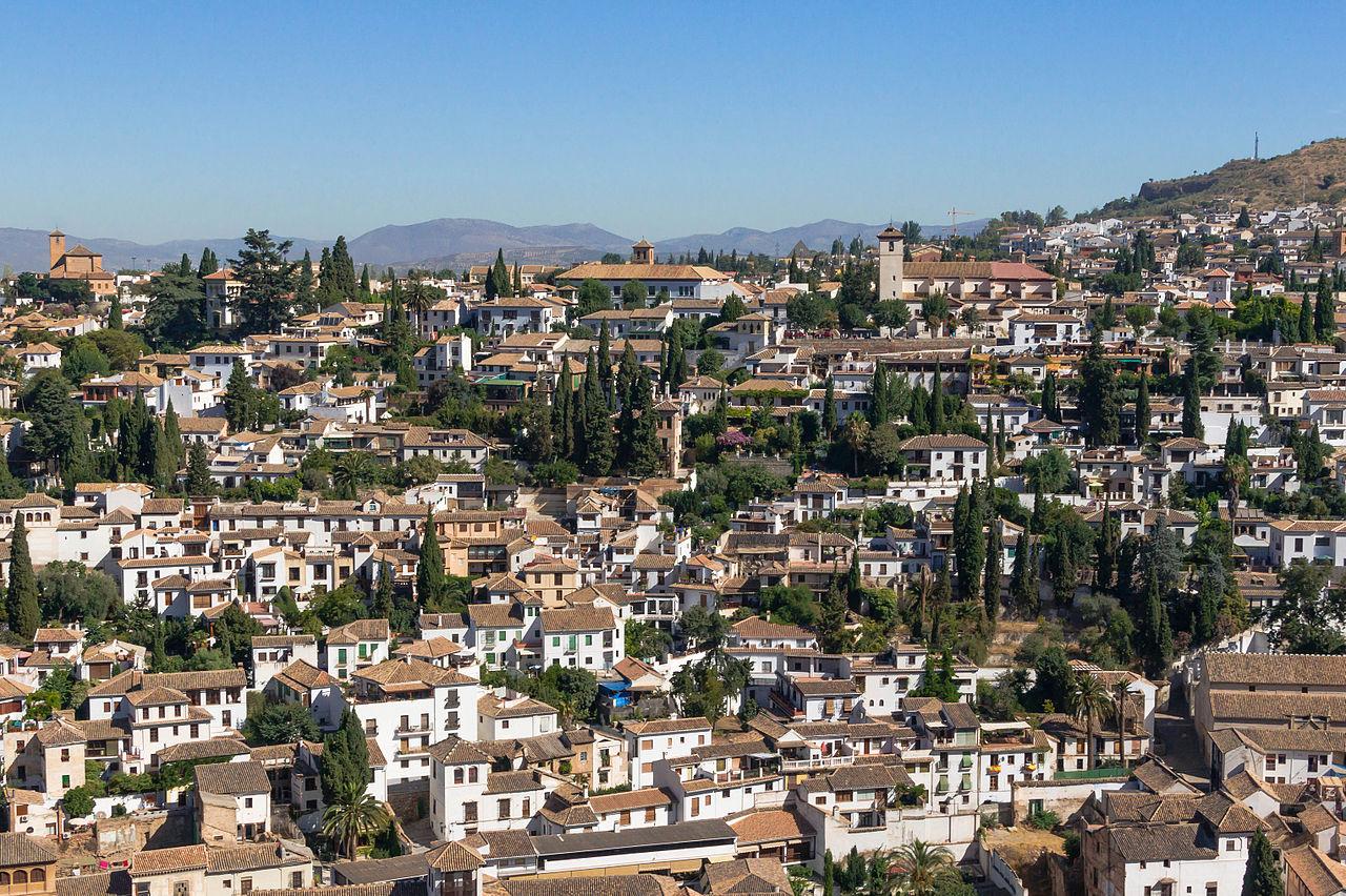 Ville D Espagne Non Inhabit Ef Bf Bdes