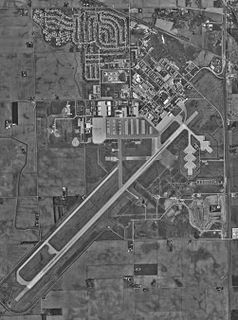 Grissom Airport, 1998
