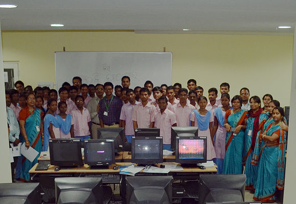 Group photo-KISS Bhubaneswar-2014December3