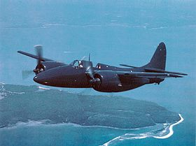 F7F Tigercat in volo