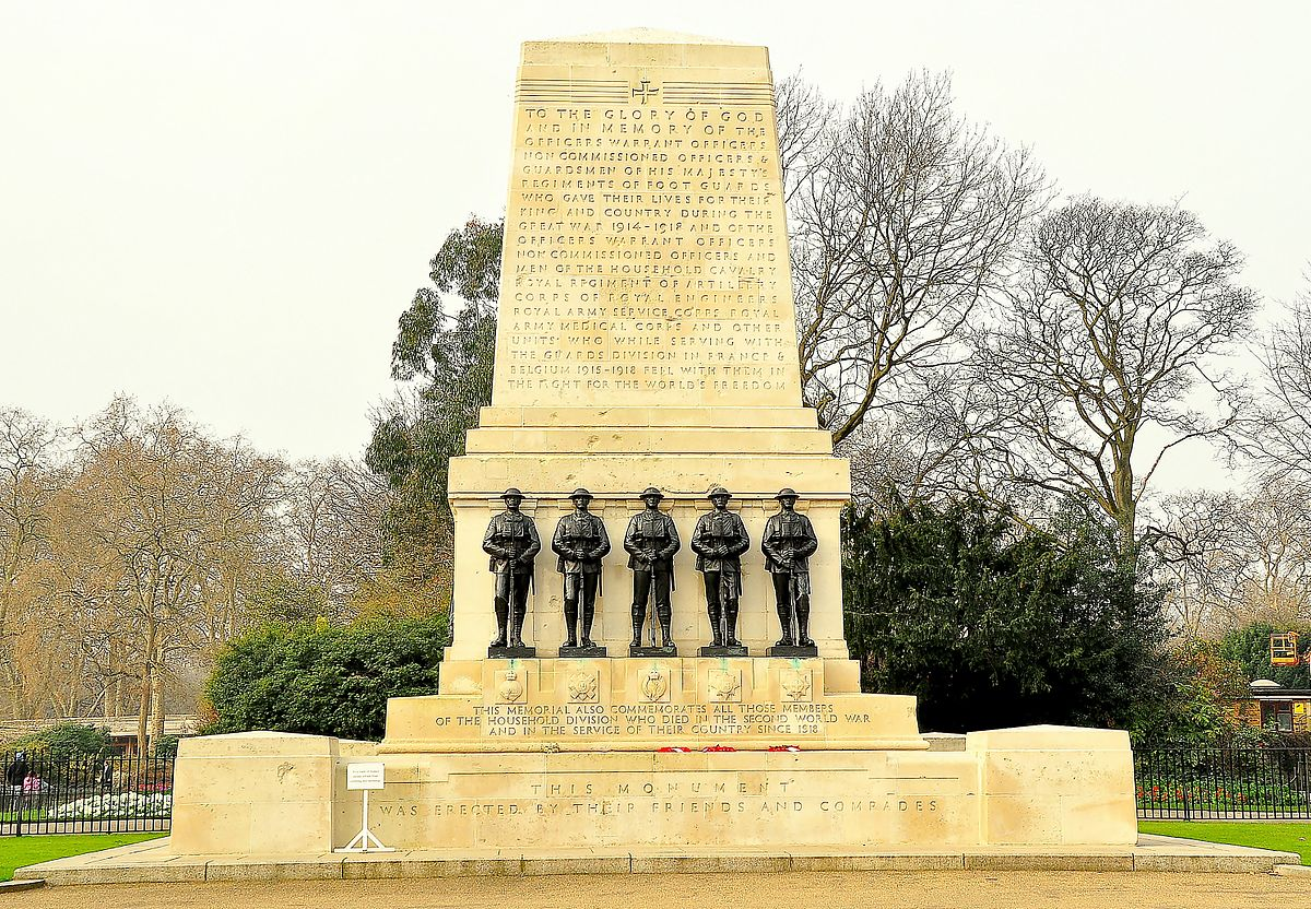 Guards Memorial - Wikipedia