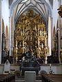 Gurk Dom Maria Himmelfahrt Innen Chor 1.JPG