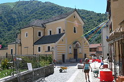 Parish church.