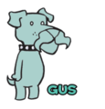 Gus (Pooch Café character).png