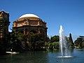Gushing lagoon, Palace of Fine Arts, San Francisco (4889313613).jpg
