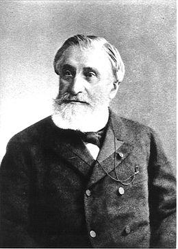 Louis Gabriel Gustave Moynier