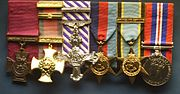 Guy Gibson Medals