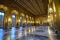 Gyllene salen (Golden Hall) and mosaic of Mälardrottningen - Stockholms stadshus (24490270619).jpg