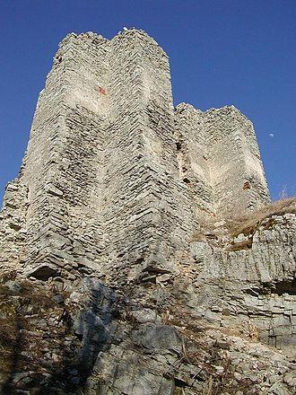 Tribeč - Gýmeš Castle