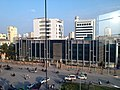 Học viện Hành chính Quốc gia nhìn từ tầng 4, Vincom Nguyễn Chí Thanh, Hà Nội 001.JPG