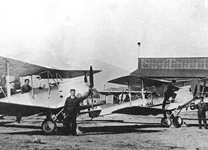 LATAM Chile - DH 60G Gipsy Moths in service with LAN-Chile, 1933