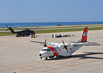 HC-144A USCG at Guantanamo Bay 2010.jpg