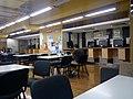 HKU 香港大學專業進修學院 Space 金鐘 Admiralty campus 統一中心 United Centre 6th Floor studyroom interior August 2017 Lnv2 02.jpg