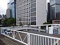 HK 中環 Central 天星碼頭多層停車場 Star Ferry Piers Carpark building roof view October 2018 SSG 03.jpg