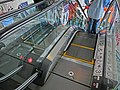 HK 尖沙咀 TST 海港城 Harbour City Ocean Terminal Schindler escalators Mar-2013.JPG