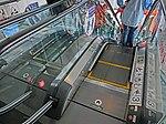 HK 尖沙咀 TST 海港城 Harbour City Ocean Terminal Schindler escalators Mar-2013.JPG