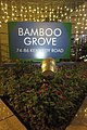 HK 灣仔 Wan Chai 堅尼地道 Kennedy Road 竹林苑 Bamboo Grove name sign evening Nov 2017 IX1 02.jpg