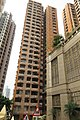 HK 香港 Sheung Wan 半山區 Mid-levels 柏道 No 2 Park Road n 寶威閣 Parkway Court facade April 2017 IX1.jpg