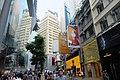 HK CWB 銅鑼灣 Causeway Bay 啟超道 Kai Chiu Road Sept 2018 IX2 shops n Capitol Centre facade.jpg