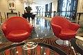 HK CWB 銅鑼灣 Causeway Bay 香港珀麗酒店 Rosedale on the Park Hotel lobby interior Sept 2017 IX1 05.jpg