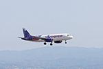 HK Express ,UO686 ,Airbus A320-232 ,B-LCA ,Arrived from Hong Kong ,Kansai Airport (16802073225).jpg